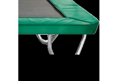 Kantpude Sportsjumper - Grøn
