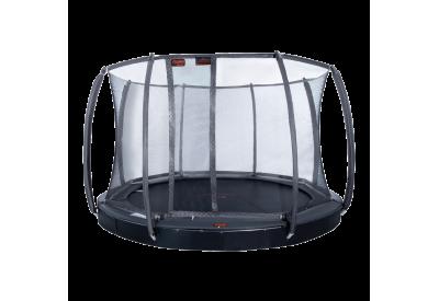 Sikkerhedsnet Premium 4,3 m - Grå