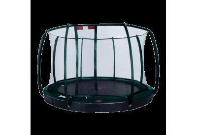 Sikkerhedsnet Premium 4,3 m - Grøn