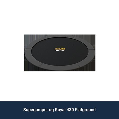 Superjumper_Royal_430_Flatground_trampolin